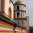 Epiphany cathedral in Irkutsk (Russia) — Stock Photo #21613915