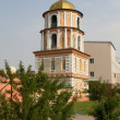 Epiphany cathedral in Irkutsk (Russia) - Stock Photo