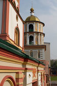 Epiphany cathedral in Irkutsk (Russia) — Stock Photo