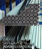 металлические трубы — Стоковое фото