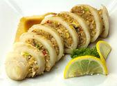 Japanese food, national kitchen — Stock Photo