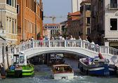 Venice, italy — Foto Stock