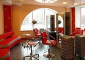 Kosmetiksalon spa interieur — Stockfoto