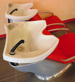 Beauty salon spa interior — Foto de Stock