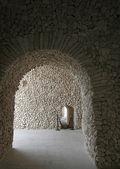石窟、 洞穴 — 图库照片