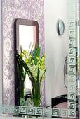 Salon spa interior — Stock Photo