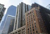 нью-йорк, манхеттен, сша — Стоковое фото