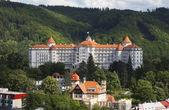 Karlovy Vary, Czech Republic, — Stock Photo