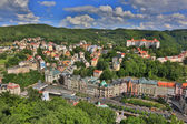 Karlovy Vary, Czech Republic, — Photo