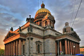St. Isaac's Cathedral, St. Petersburg, Russia, — Stock Photo