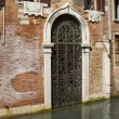 Venice, Italy, the city streets on the water — Stock Photo