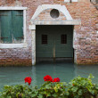Venice, Italy, the city streets on the water — Stock Photo #43552537