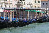 Italy, Venice, canals, — Stock Photo