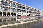 Italy, Venice, the city on the water, — Foto de Stock