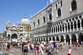 Italy, Venice, the city on the water, — Foto Stock