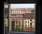 Czech Republic, Prague, city, — Stock Photo