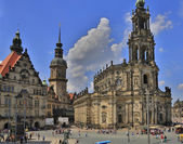 Dresden, Germany, architecture — Stockfoto
