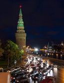 O kremlin de moscou — Fotografia Stock