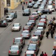 Cars, traffic jams — Stock Photo #51020011