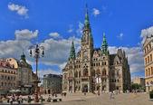 Repubblica ceca, liberec, europa — Foto Stock