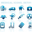 Medical icons — Stock Vector #12564889