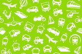 Transport bakgrund — Stockvektor