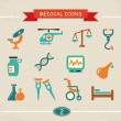Medical icons — Stock Vector #34648469