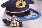 Aeromedical Exam — Stock Photo