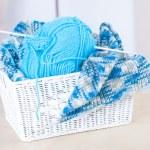 Needlework accessories — Stock Photo