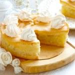 Apple cake — Stock Photo #40909331