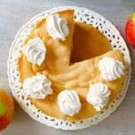 Apple cake — Stock Photo #40909403