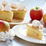 Apple cake — Stock Photo #41301927