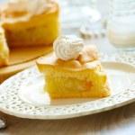 Apple cake — Stock Photo #41302007