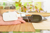 Electrotherapy — Stock Photo