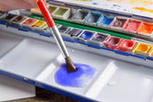 Watercolor — Stock Photo