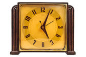 Bakelite art deco clock — Foto Stock