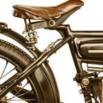 Image of motorcycle — Stock Photo #41037731