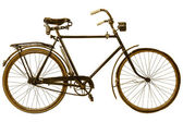 Nineteenth century bicycle — Stock Photo