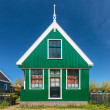 Dutch historic house — Stock Photo