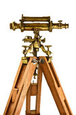 Ancient telescope — Stock Photo