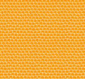 Honeycomb seamless texture — Stock Vector