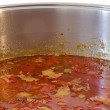Stock Photo: Stew in pot