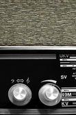 Vintage radio buttons — Stock Photo