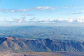 Alpine mountain landscape — Stock Photo