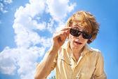Summer man — Stock Photo