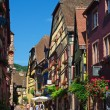 Stock Photo: Riquewihr , Alsace (Fr) .