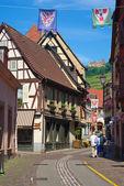 Ribeauvillé , Alsace (Fr). — Stock Photo