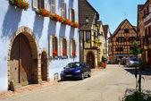Eguisheim ,Alsace (Fr). — Stock Photo