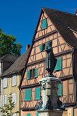 Colmar, alsace (fr). — Foto de Stock