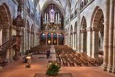 Cathédrale de Bâle ,Basler Münster. — Stock Photo